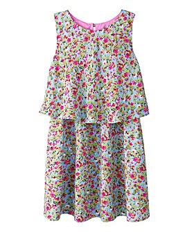 KD MINI Floral Print Dress (2-8 yrs)