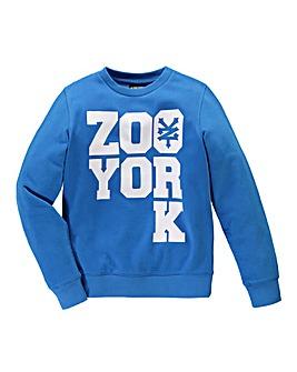 Zoo York Boys Sweatshirt (7-13 yrs)