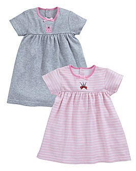 KD Baby Girl Pack of Two Dresses