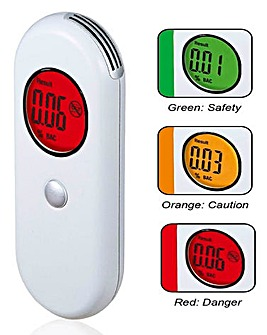 Traffic Light Alcohol Tester