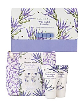 Heathcote & Ivory Wild English Lavender