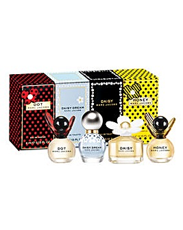 Marc Jacobs 4 Piece Mini Gift Set
