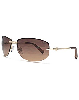 Suuna Joann Semi Rimless Sunglasses