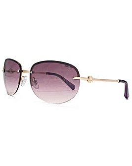 Suuna Grace Round Sunglasses