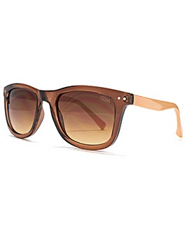Suuna Brooke Retro Square Sunglasses