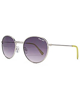 Miss KG Metal Round Sunglasses