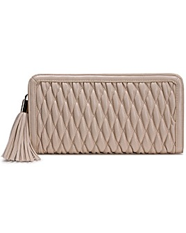 Jane Shilton Crystal - Quilted Ziparound