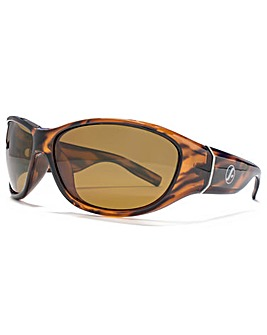 Freedom Polarised Chunky Wrap Sunglasses