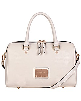 Claudia Canova Large Twin Strap Barrel