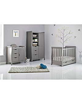 Obaby Stamford Mini 3 Piece Room Set
