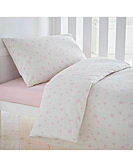 Silentnight Cot Bed Pillow and Duvet Set