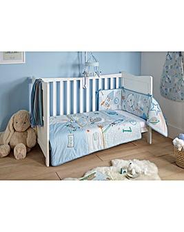 Clair De Lune 40 Winks Cot Bed Set