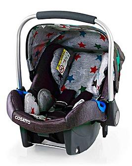 Cosatto Port Car seat - Grey Megastar