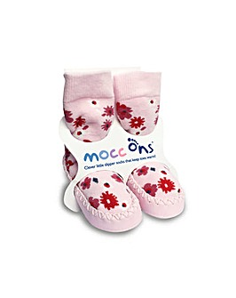 Mocc Ons - Floral Ditsy