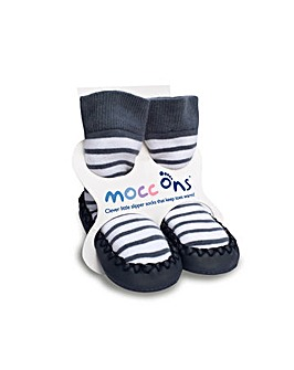 Mocc Ons - Nautical Stripes