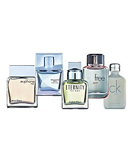 CK For Men 5- Piece Mini Set