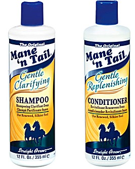 Mane n Tail Clarifying Duo Set