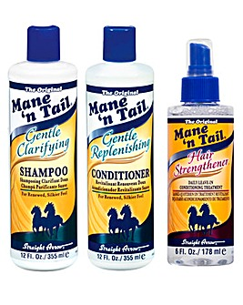 Mane n Tail Clarifying Trio Set