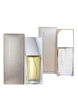 CK Truth EDP Set of Two 30ml