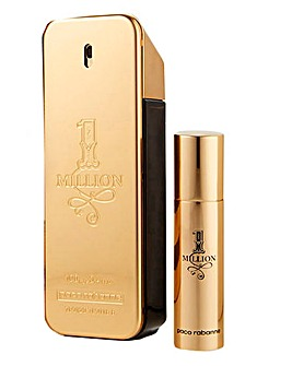 Paco Rabanne One Million Travel Set