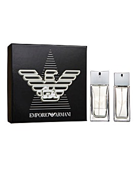 Armani Diamonds for Men Gift Set