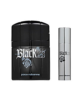 Paco Rabanne Black XS 50ml & 10ml EDT