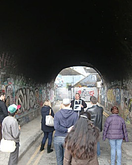 Gangster London Walking Tour for Two