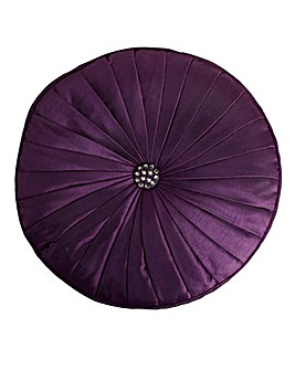 Round Pleats Cushion