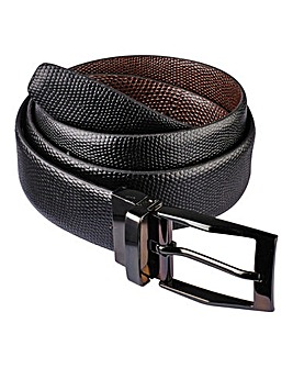 Williams & Brown London Reversible Belt