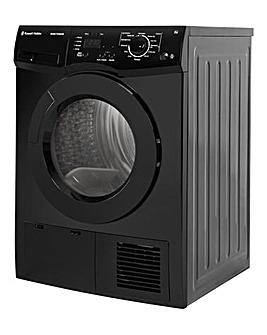 Russell Hobbs Black 8kg Condenser Dryer