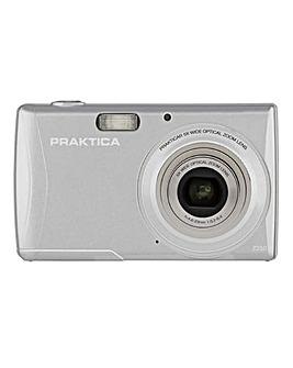 Praktica 20mp 5xOptical Zoom Camera Silv