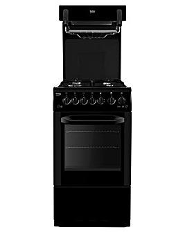 Beko 50cm Freestanding Gas Single Cooker