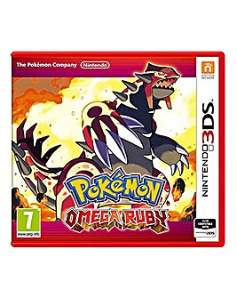 Pokemon Omega Ruby - 3DS