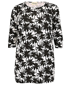 Sienna Couture Tropical Tunic