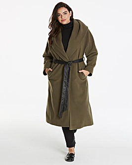 Helene Berman Double Shawl Collar Jacket