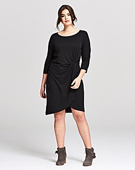 Junarose Knot Dress