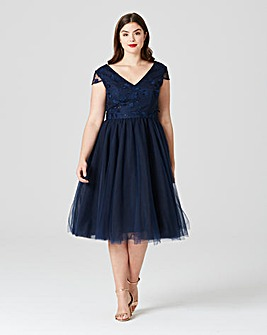 Chi Chi London Cosette Dress
