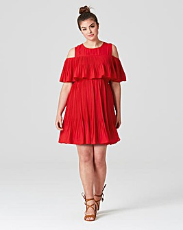 Alice & You By Glamorous Ruffle Dress
