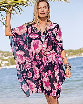 Together Hot Tropics Kaftan