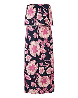 Together Hot Tropics Maxi Dress