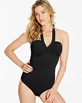 Beach to Beach Twist Detail Swimsuit
