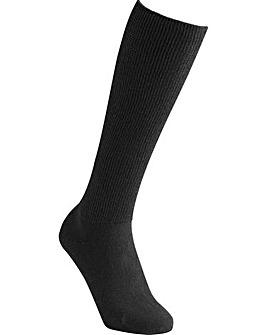 Fuller Fitting Knee High Socks