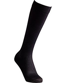 Extra Roomy Revitalising Nylon Sock