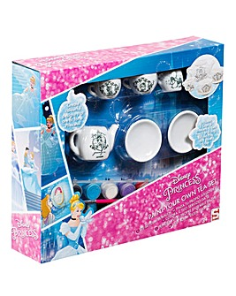 Disney Princess Paint Your Own Tea Set