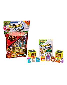 Grossery Gang 10 Pack