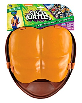 TMNT Movie 2 Front and Back Shell