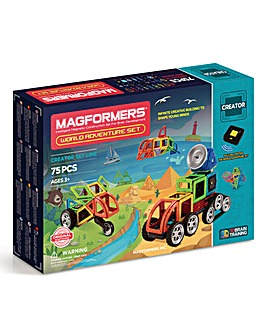 Magformers World Adventure Set
