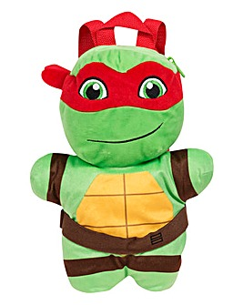 TMNT Plush Backpack Raphael