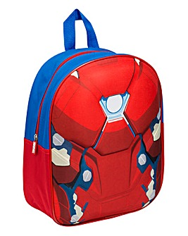 Marvel Iron Man Junior Backpack