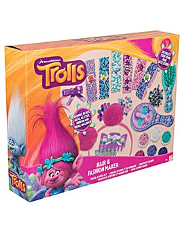 Trolls Hair and Fashion Maker